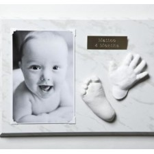Laissez-vous Mouler - Mouling Kit for Baby's Hands and Feet - Sepia
