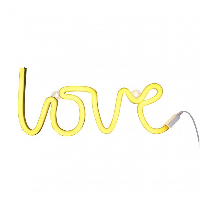 A Little Lovely Company - Lumière style néon Love