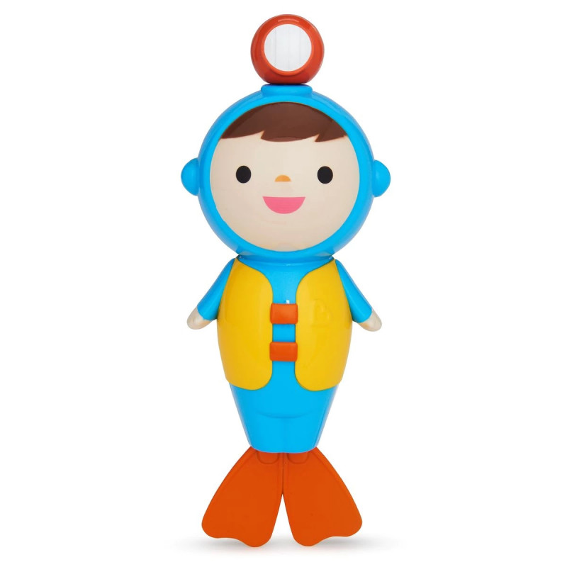 Munchkin - Scuba Diver Swimming Bath Toy