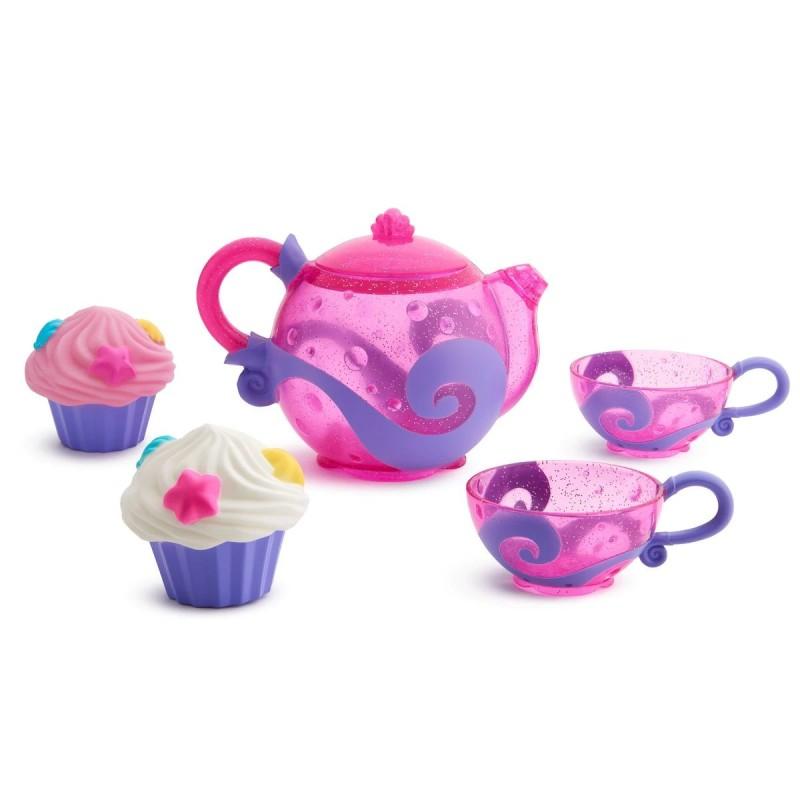 Munchkin - Jouet de bain Set de thé