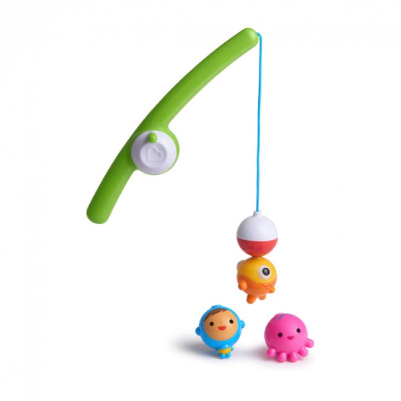 Munchkin - Gone Fishin Bath Toy