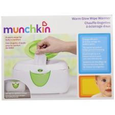 Munchkin - Chauffe-lingettes à Éclairage Doux