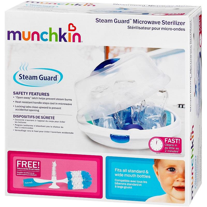 Munchkin - Stérilisateur pour micro-ondes