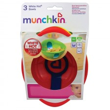Munchkin - White Hot Bowls 3 Pack