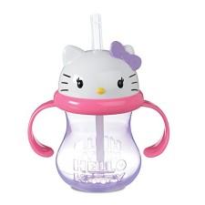 Munchkin - Tasse à paille de 8 oz Hello Kitty