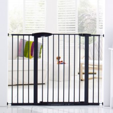 Munchkin - Porte de Sécurité Easy-Close Extra Tall & Wide