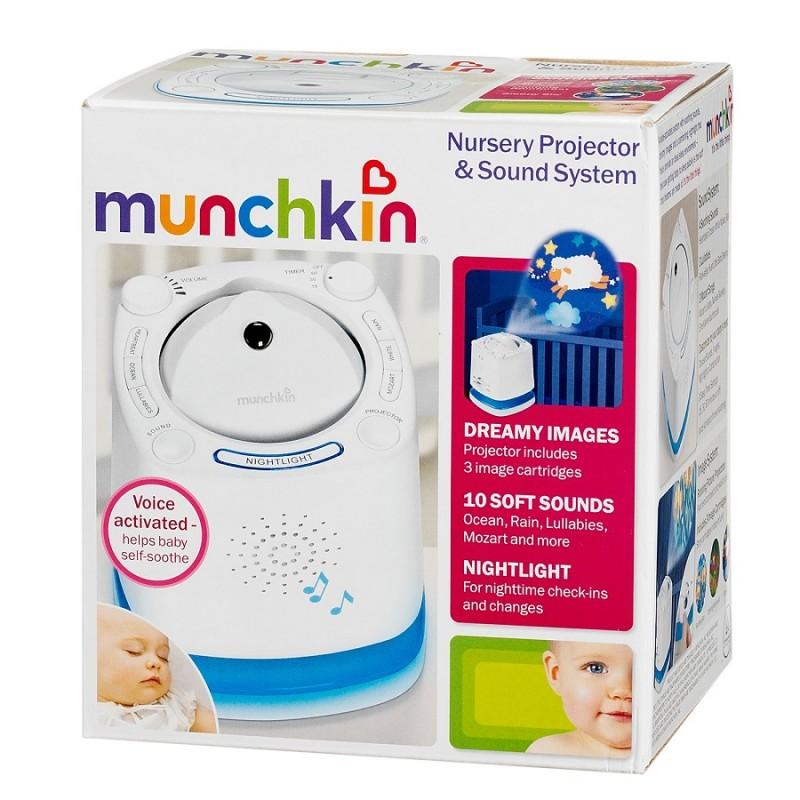 Munchkin - Projecteur & Sons Apaisants