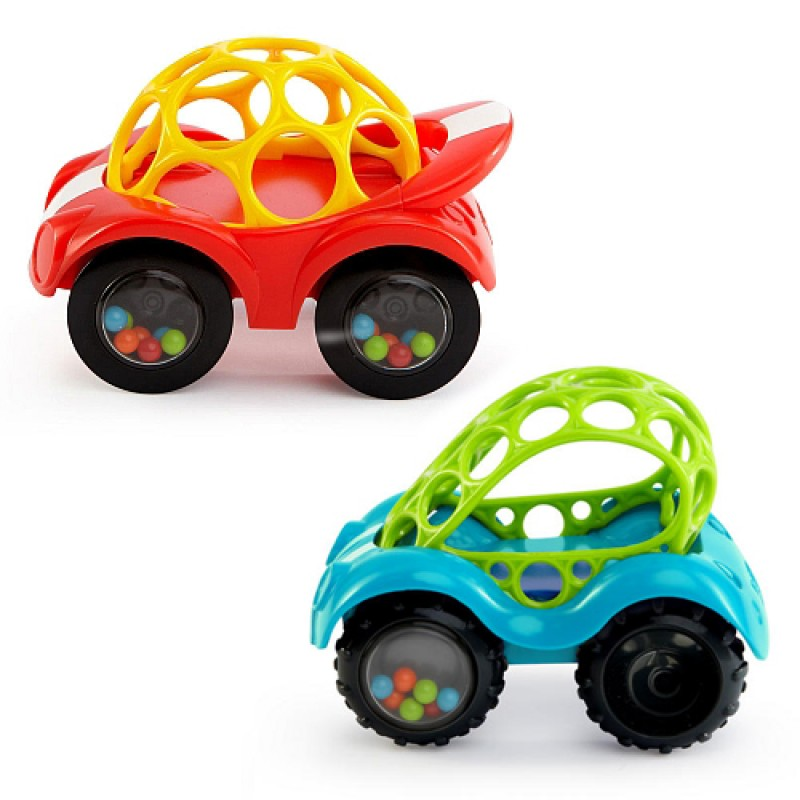 Oball - Rattle and Roll Car