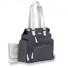 Carter's - Sac à couche Pack it All - Gris