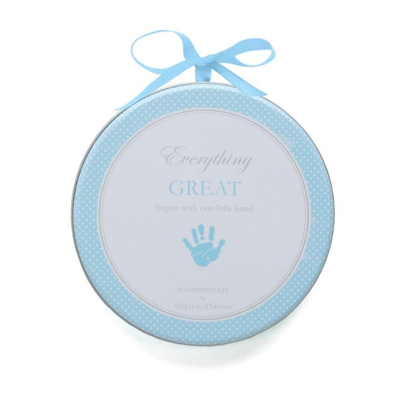 Child To Cherish - My Child's Handprint