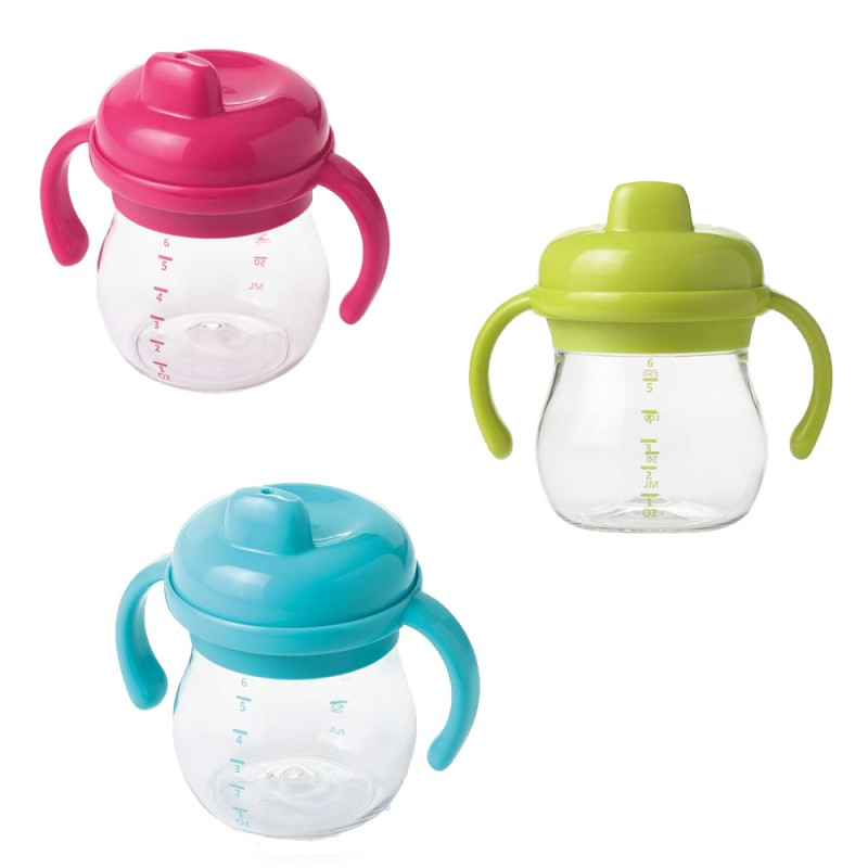 Oxo Tot - Transition Sippy Cup With Handless 6 oz
