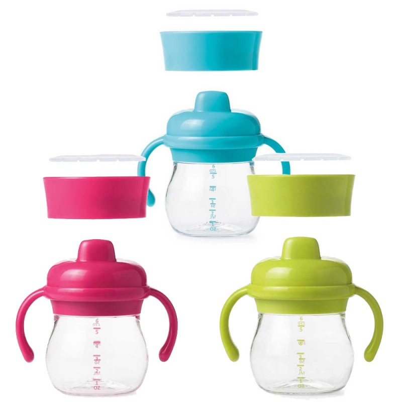 Oxo Tot - Transition Sippy Cup Set 6oz