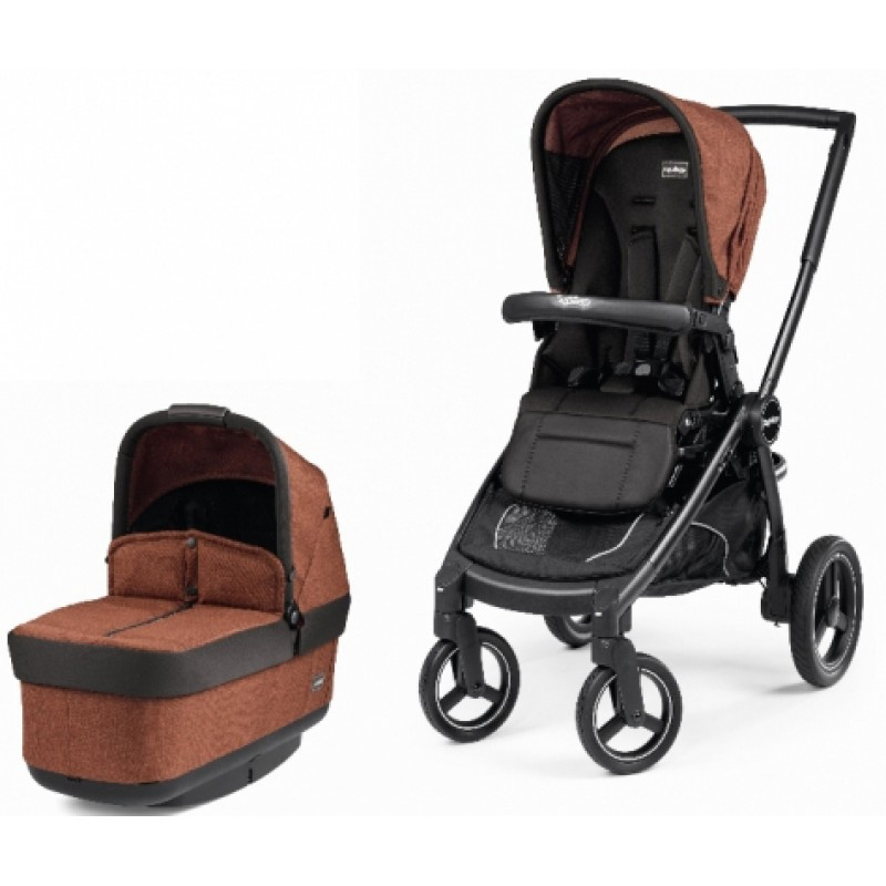 Peg Perego - Poussette Book Team - Terracotta