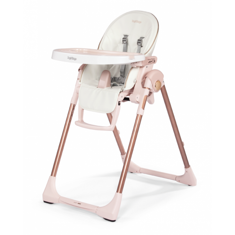 Peg Perego - High Chair Prima Pappa Zero3 - Mon Amour