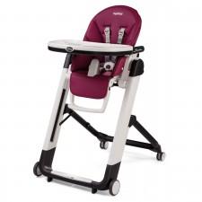 Peg Perego - Chaise Haute Siesta - Berry