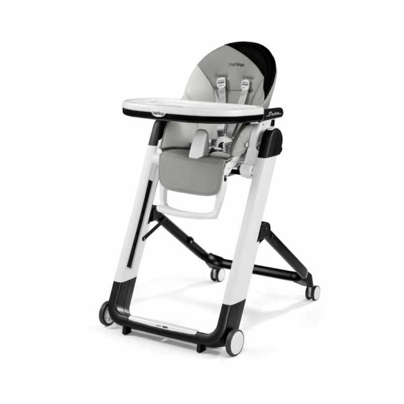 Peg Perego - Chaise Haute Siesta - Palette Gris