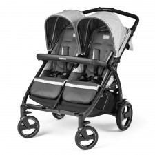 Peg Perego - Poussette Double Book for Two Classico