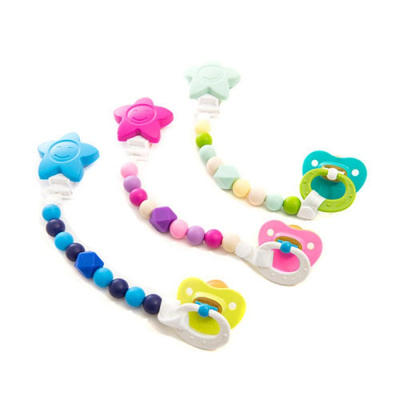 Petite Creations - Silicon Pacifier Holders