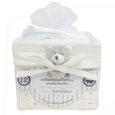 Piccolo Bambino - 12 Baby Washcloths Gift Box