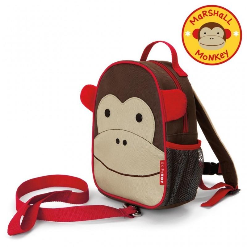 Skip Hop - Zoo harnais de sécurité - Singe
