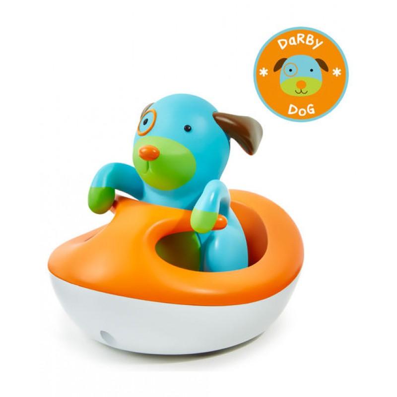 Skip Hop - Jouet de bain ludique Zoo chien