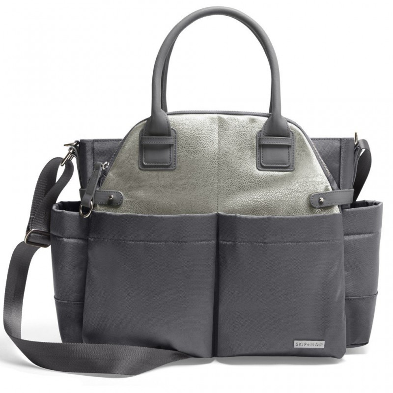 Skip Hop - Sac à couches Chelsea Downtown Chic Satchel