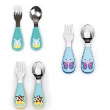 Skip Hop - Zootensiles fourchettte et cuillère