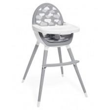 Skip Hop - Chaise Haute Convertible Tuo - Gris/Nuage