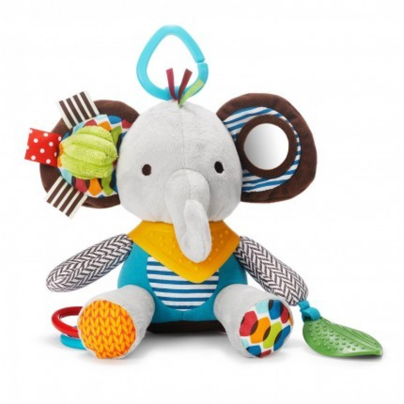 Skip Hop - Bandana Buddies Activity Toy - Elephant
