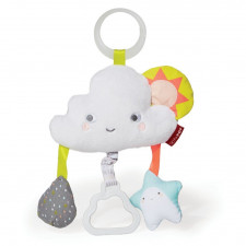 Skip Hop - Silver Lining Jitter Stroller Toy - Cloud