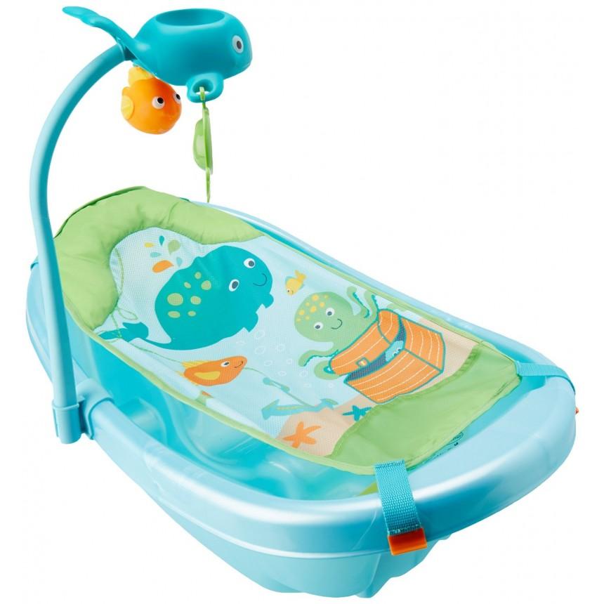 baignoire pour b b summers infant ocean buddies. Black Bedroom Furniture Sets. Home Design Ideas