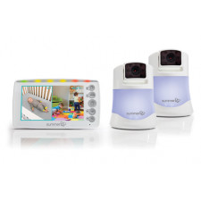 Summer Infant - Side By Side™ 2.0 Split-Screen Video Monitor Set