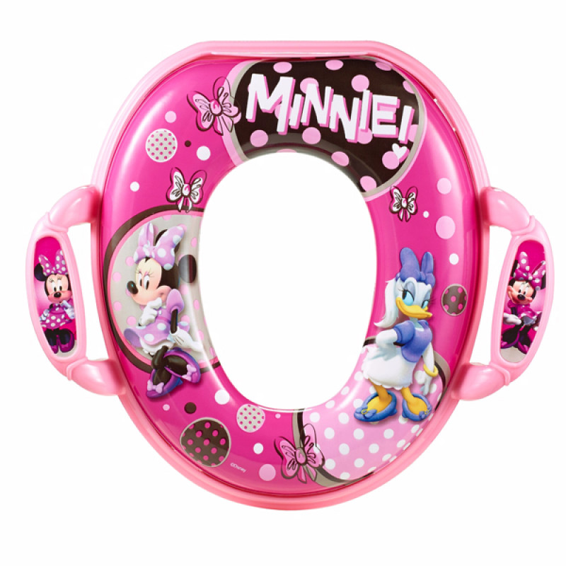 The First Years - Disney Baby Minnie Mouse Soft Potty Ring