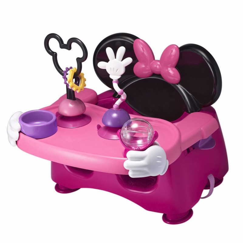 The First Years - Disney Minnie Mouse Helping Hands Feeding & Activity Seat