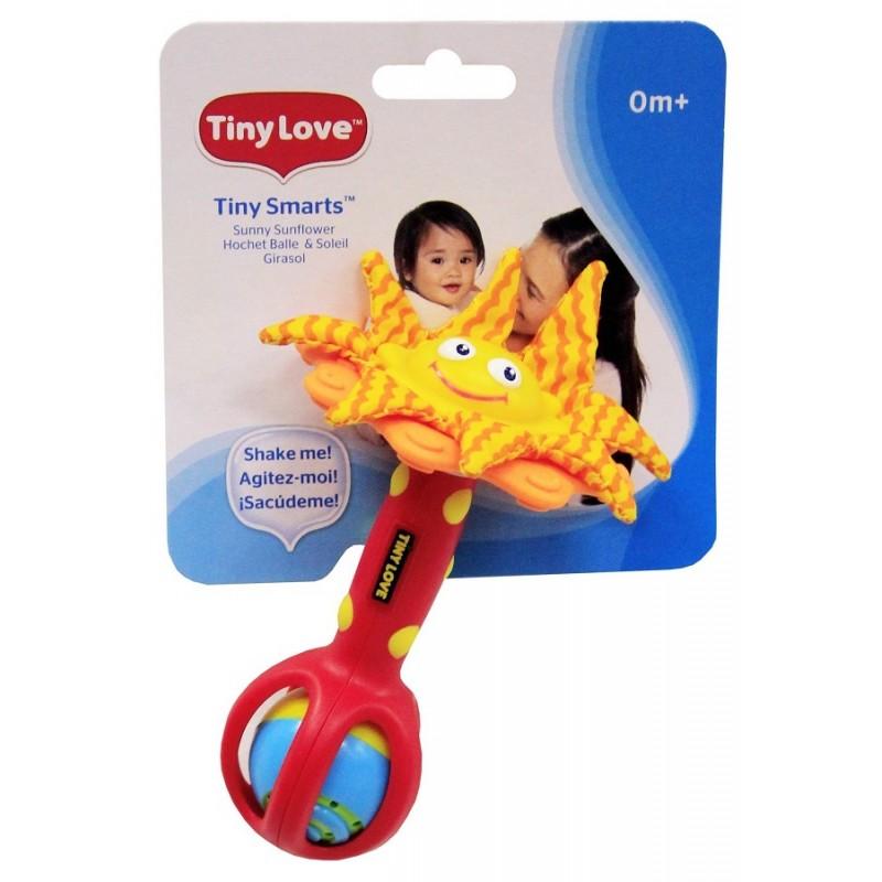 Tiny Love - Hochet tournesol ensoleillé