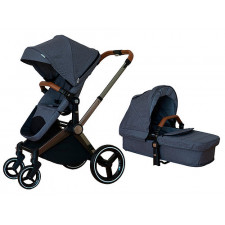 Venice Child - Kangaroo Stroller - Denim Blue