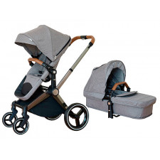Venice Child - Kangaroo Stroller - Granite
