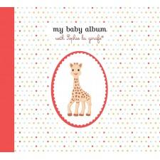 Vulli - My Baby Album with Sophie la Girafe