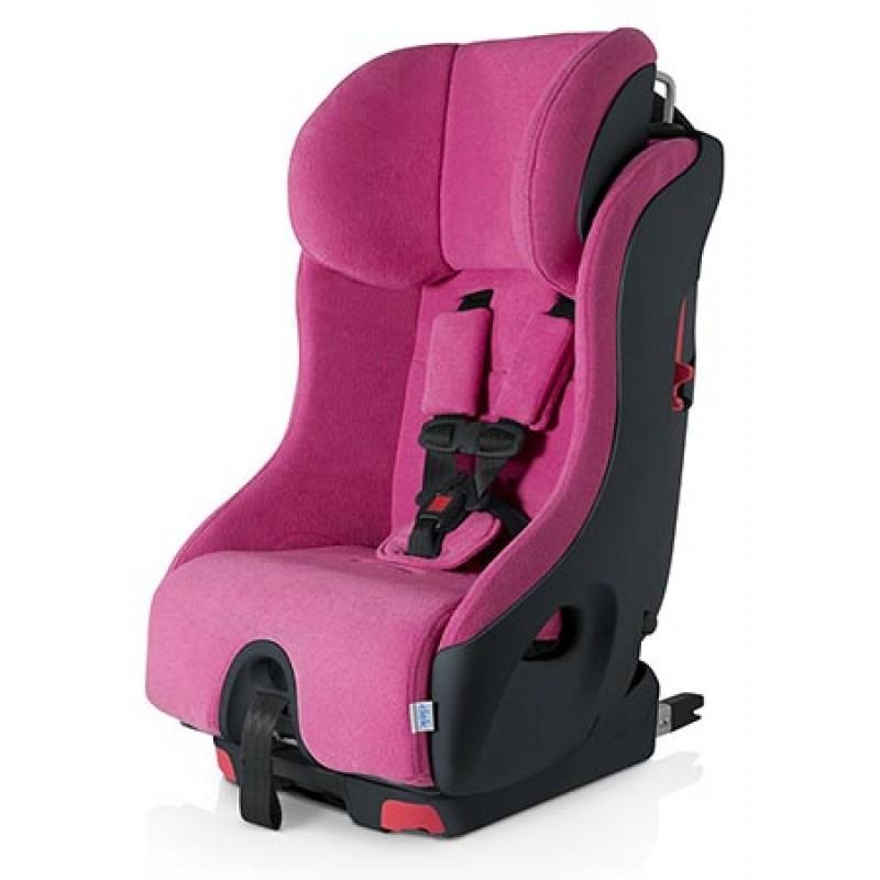 Clek - Siège d'auto convertible Foonf - Flamingo
