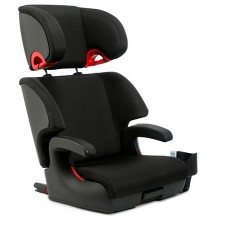 Clek - Oobr Full Back Booster Seat - Noire