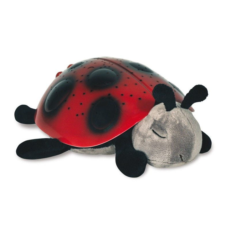 Cloud B - Twilight Ladybug - Red