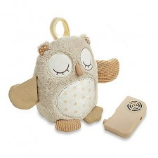 Cloud B - Musical Toy with Smart Sensor Nighty Night Owl