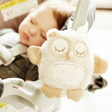 Cloud B - Musical Toy Nighty Night Owl - On-the-go