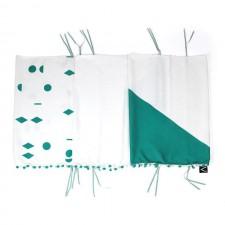 Gautier Studio - Tissu CACHETTE pour Maisonnette