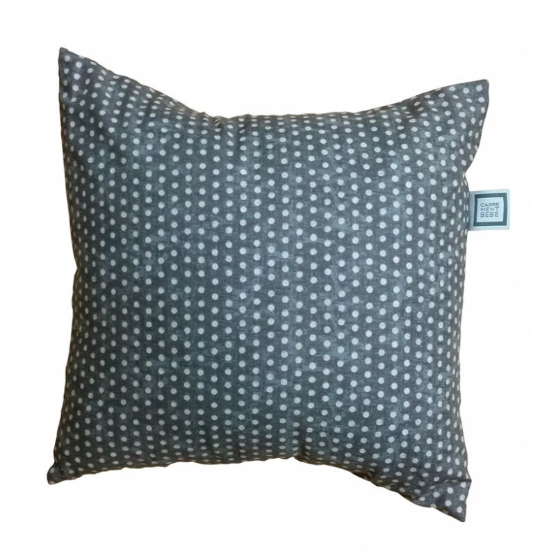 Carrément Bébé - Alice - Decorative Cushion - Square Spots