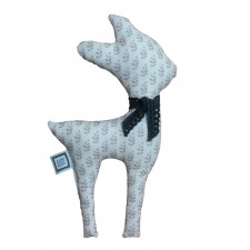 Carrément Bébé - Alice - Coussin décoratif - Faon