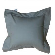 Carrément Bébé - Flèche & Tipi - Coussin décoratif - Carré gris
