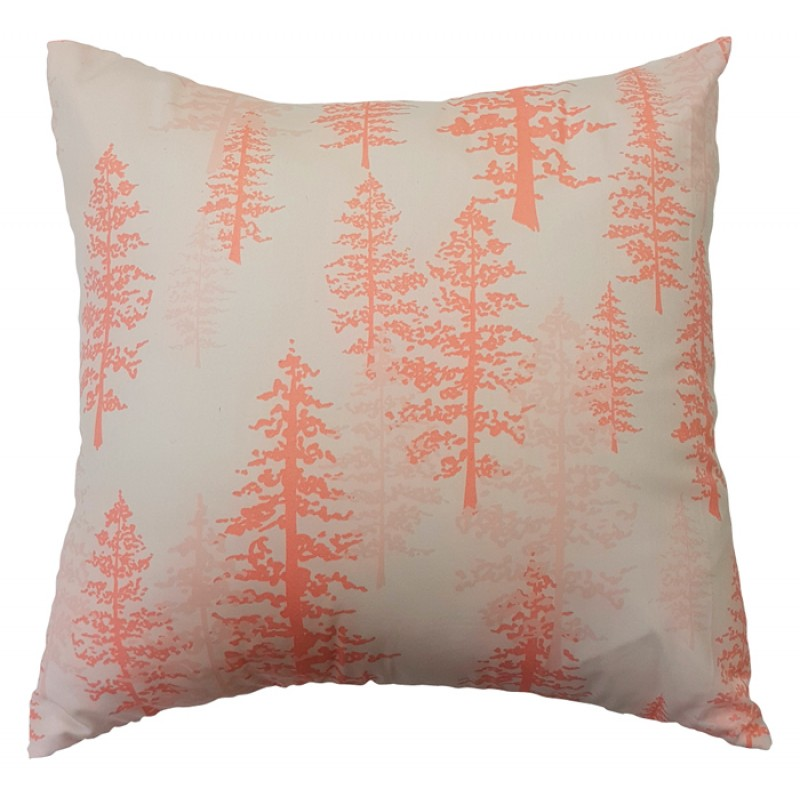 Carrément Bébé - Romy - Decorative Cushion - Square Tree