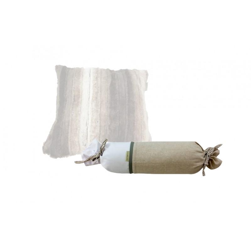 La Libellule - Chic Rustique - Coussin décorative bonbon
