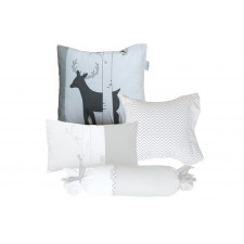 La Libellule - Deer - Decorative Cushion Square